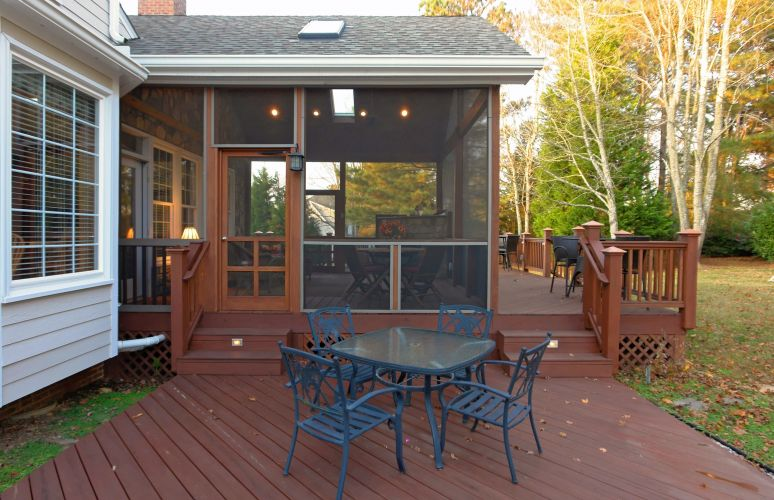 Photo Galleries Outdoor Living Screened Porches Decks
